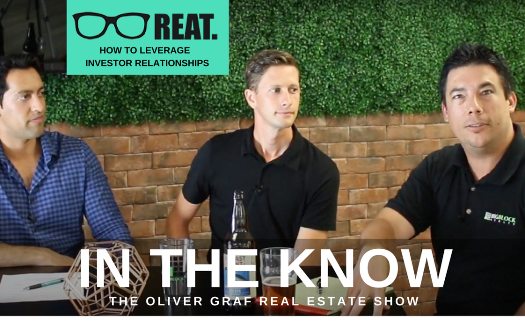 How to Leverage Investors to Grow Your Real Estate Business
